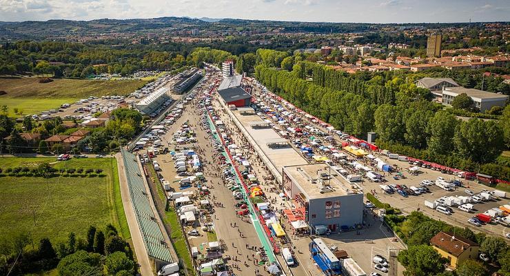 В Италии престижное автошоу Моторная долина пройдет виртуально, но в запланированные сроки