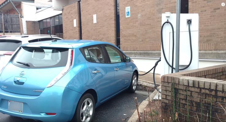 В Украине продажи электромобилей выросли на треть
