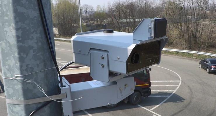 Запуск камер видеофиксации нарушений ПДД могут отложить из-за карантина