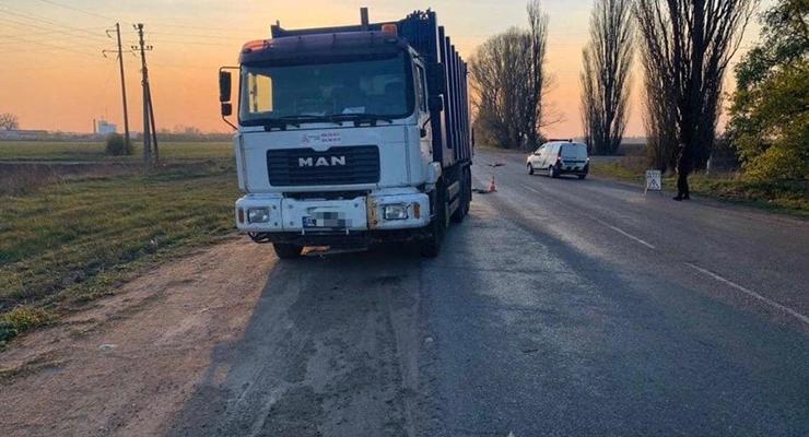 В Киевской области в ДТП пострадал несовершеннолетний велосипедист