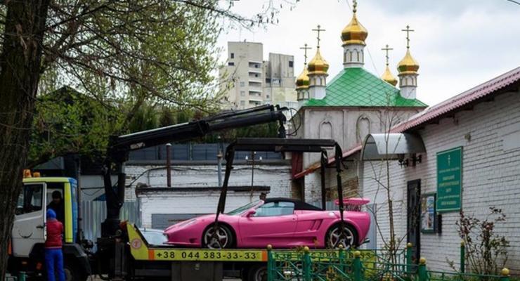 ТОП-6 эксклюзивных автомобилей в Украине