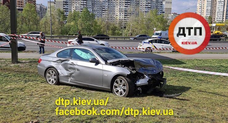 ДТП в Киеве: Сводка за 28 апреля
