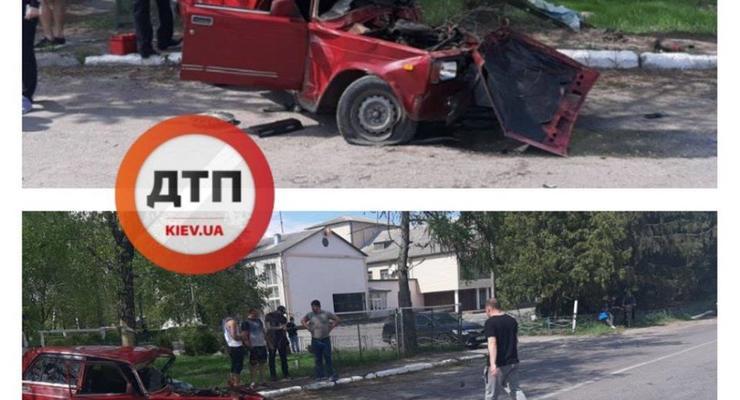 В Киеве и области ДТП на майские: Сводка за 3 мая