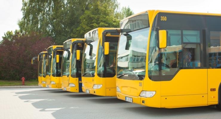 В Луцке появятся 29 новых автобусов для перевозки горожан