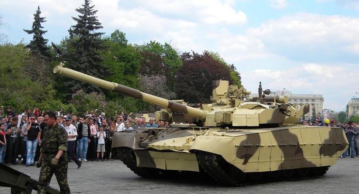 Военная техника, созданная в независимой Украине