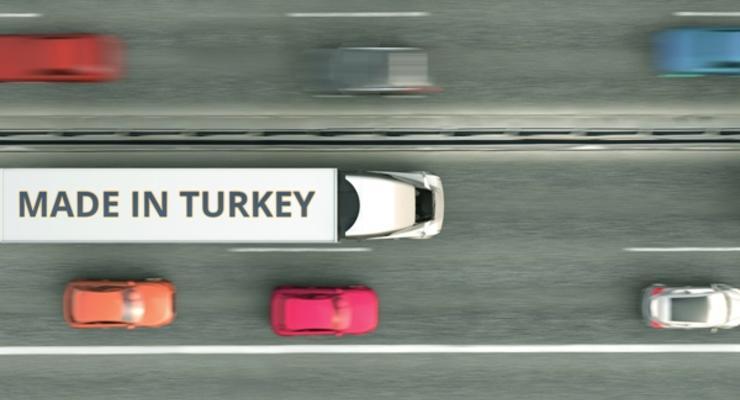 Производство автомобилей в Турции упало на 91%