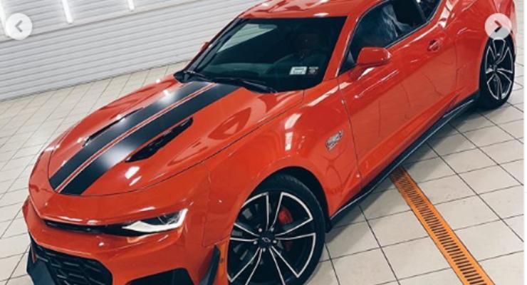 Лимитированный Chevrolet Hot Wheels появился в Харькове