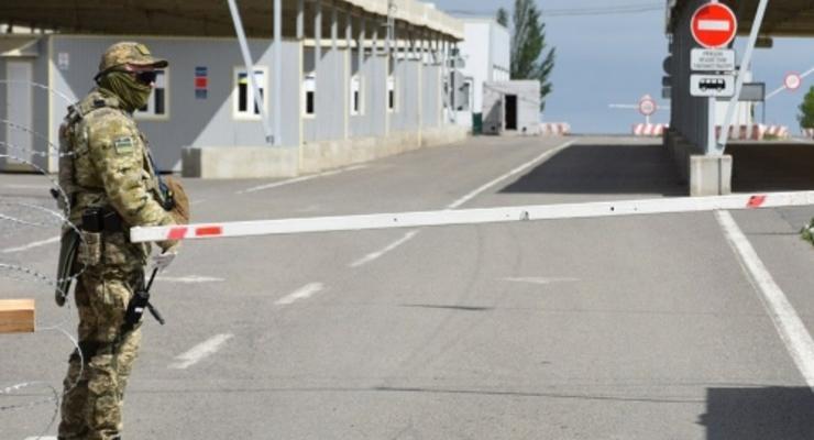 Открыты еще 66 пунктов пропуска на границе Украины: Карта