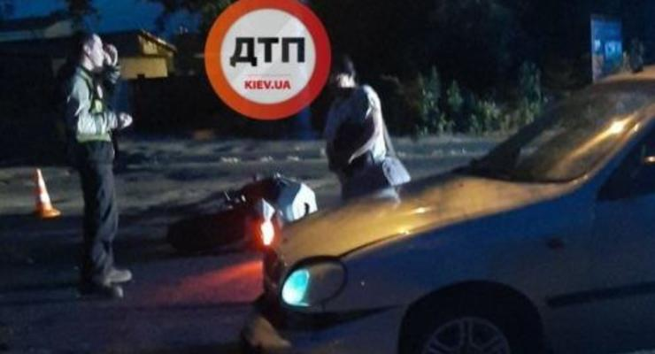 Происшествия на дорогах Киева и области: Сводка за 9 июня