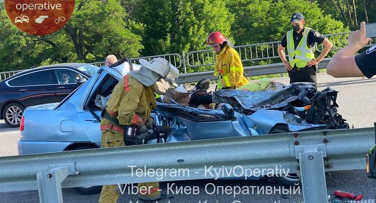 На Киевщине трагически погибли люди и пылало авто: Сводка за 10 июня