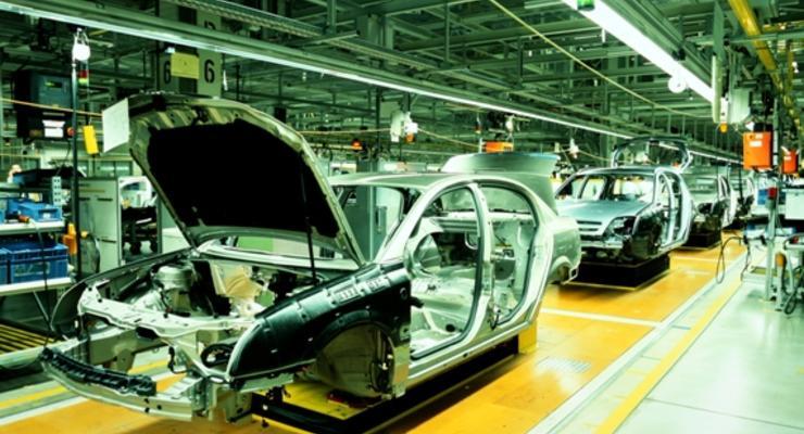 В мае производство авто в Украине упало ниже 150 единиц
