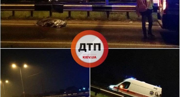 В Киевской области погиб пешеход: Сводка за 15 июня