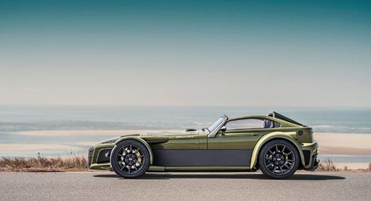 """""""Летучий голландец"""": Donkervoort представили первый спортивный автомобиль 2G"""
