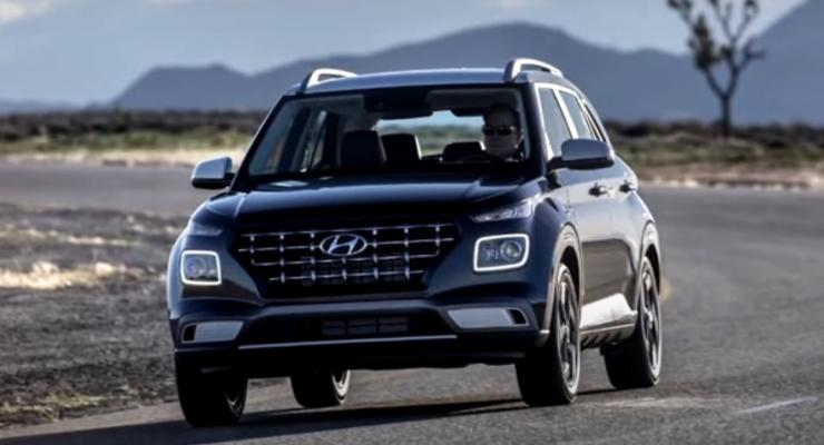Кроссовер Hyundai Venue получит гибридную коробку передач iMT