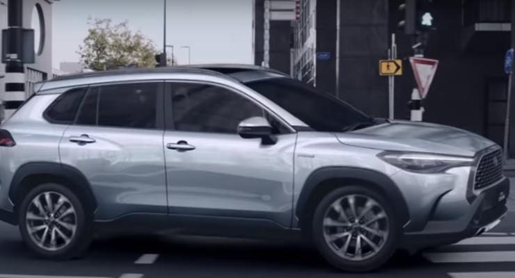 В полку Toyota прибыло: Презентовали новую Corolla Cross