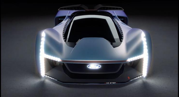 Монстр Фордзилла: Геймеры создали виртуальный автомобиль для Ford