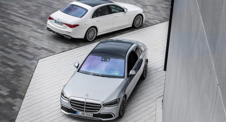 Минимализм и новый уровень роскоши: в сети показали свежий S-class в 223 кузове