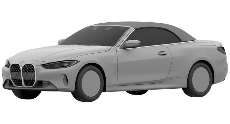В сети показали новый кабриолет BMW 4 Series: что изменилось