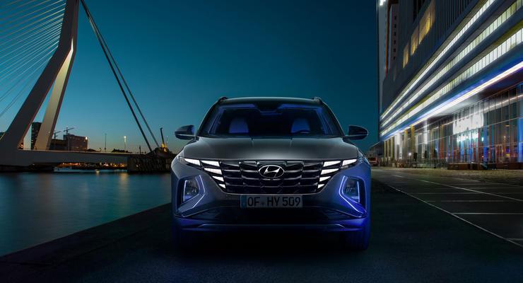Прошла официальная презентация нового Hyundai Tucson 2021: фото