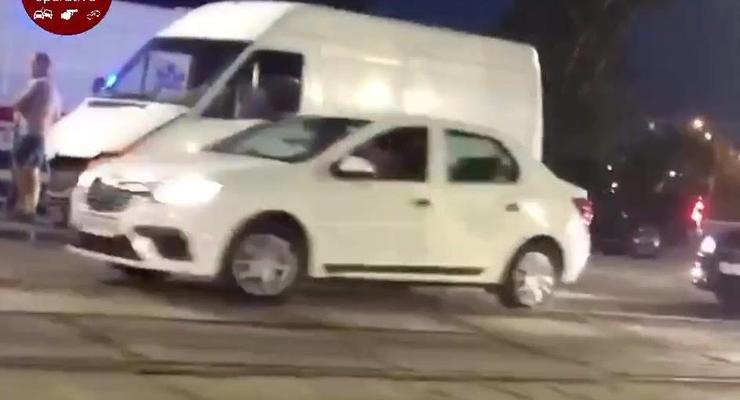 Пьяный водитель на Теремках и ДТП на Черниговской: сводка аварий за 16 сентября