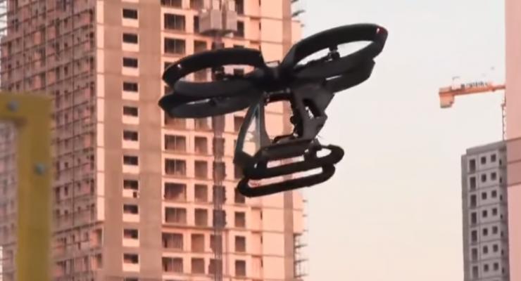 В Турции испытали летающий автомобиль: видео