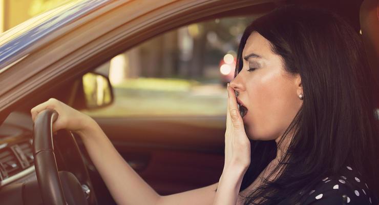 Как не уснуть за рулем: самые действенные советы