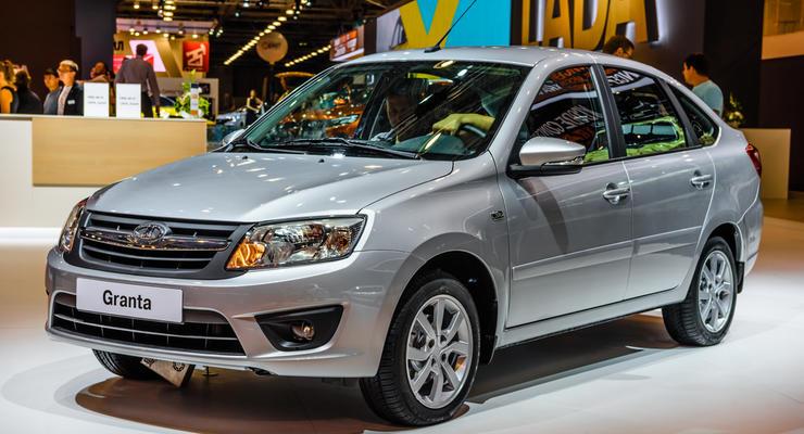 Российские Lada производят на ЗАЗ: названы цены