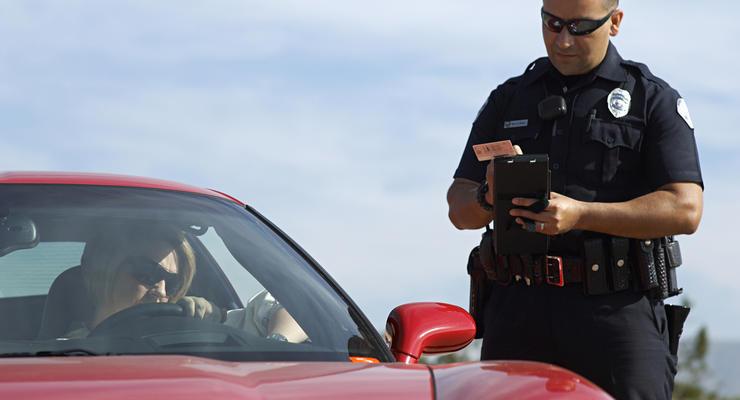 Названы автомобили, на которых чаще всего превышают скорость: статистика