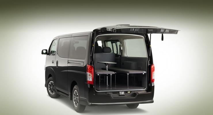 "Nissan представил самую маленькую ""квартиру на колесах"": подробности"