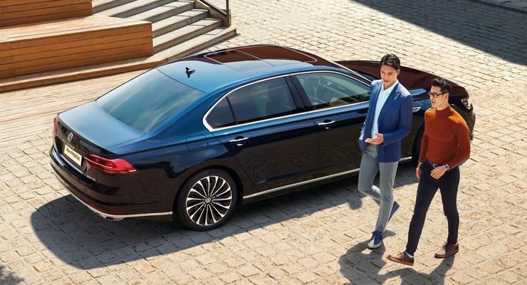Volkswagen воскресил свой самый роскошный седан: что из этого вышло