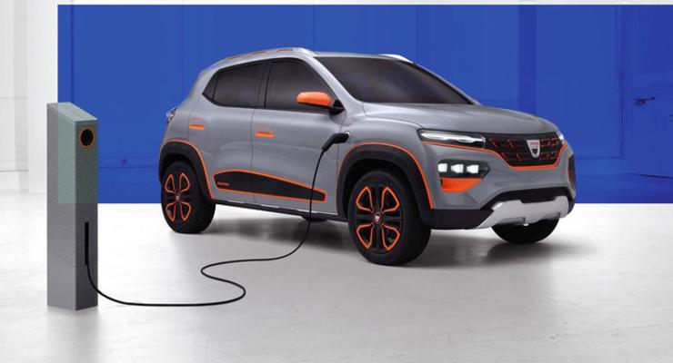 Новый кроссовер от Renault за 10 тысяч долларов заметили на дорогах