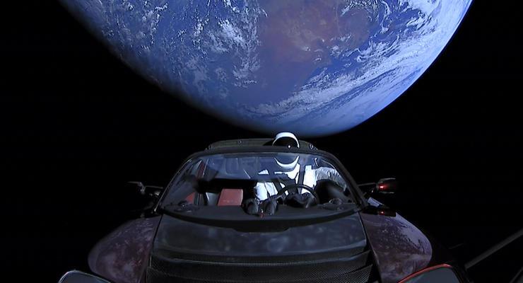 Tesla почти долетела до Марса: уникальный рекорд