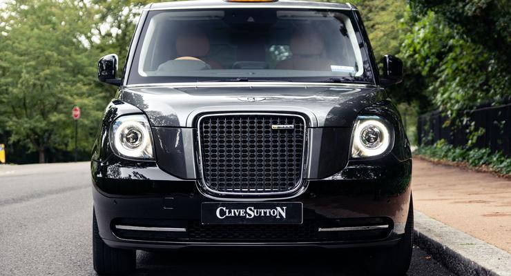 Как выглядит такси за 150 000 долларов: Rolls-Royce больше не нужен