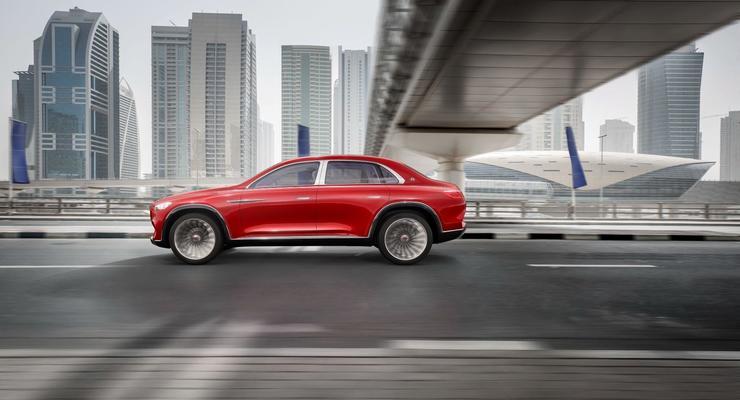 Mercedes придумали новый тип кузова: гениальное решение или провал