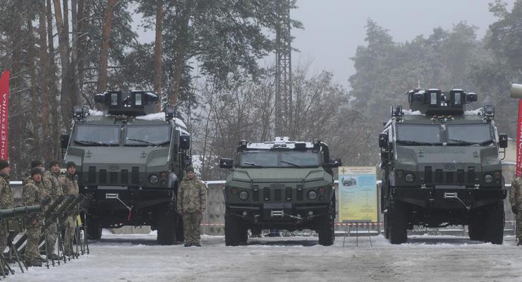 В Украине разрабатывают революционный бронеавтомобиль: подробности