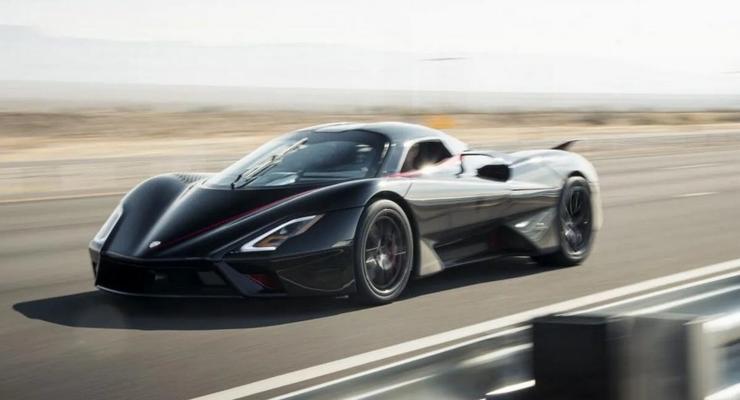 Bugatti все: поставлен новый рекорд скорости среди серийных авто