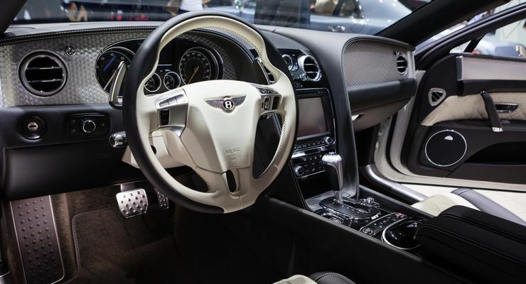Абсолютный рекорд: Bentley предлагает более 5 тысяч опций для оформления салона