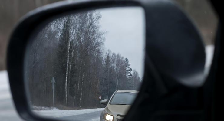 """""""Слепая зона"""" в автомобилях: что нужно знать и как не попасть в ДТП"""