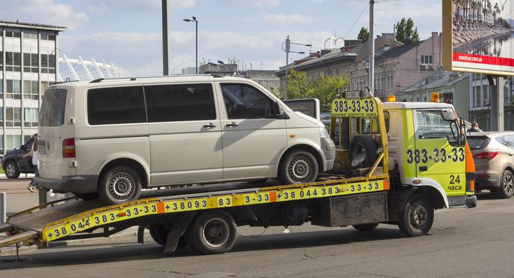 Массовая эвакуация автомобилей продолжается: 7 тысяч только за октябрь