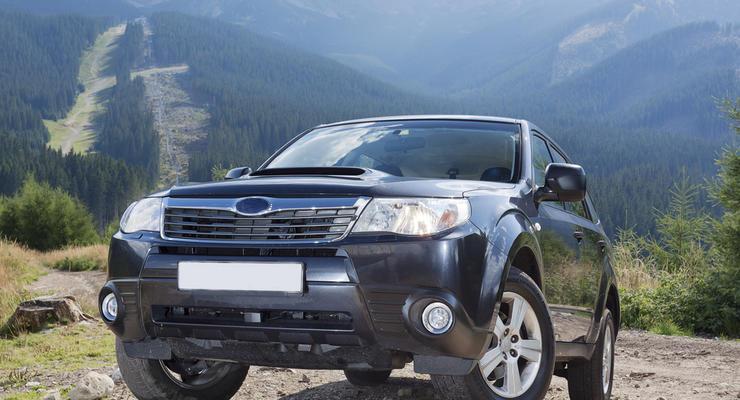 Названы самые популярные подержанные авто в разных регионах Украины