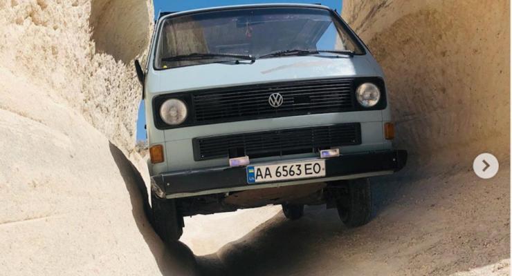 Украинцы построили крутой кемпер на базе старенького Volkswagen: фото
