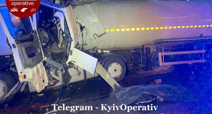 Смертельное ДТП с фурой и наезд на пешехода: подборка аварий