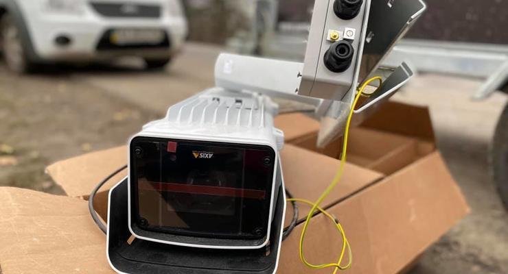 В Киеве заработала первая камера автофиксации с новыми функциями: подробности
