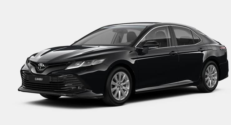 СБУ купила Toyota в самой дорогой комплектации: что известно