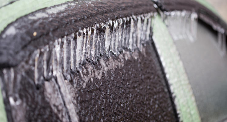 Как очистить машину от льда: проверенные советы