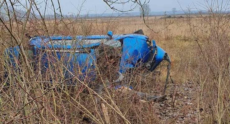 Смертельное ДТП на Закарпатье: один погиб еще трое пострадали