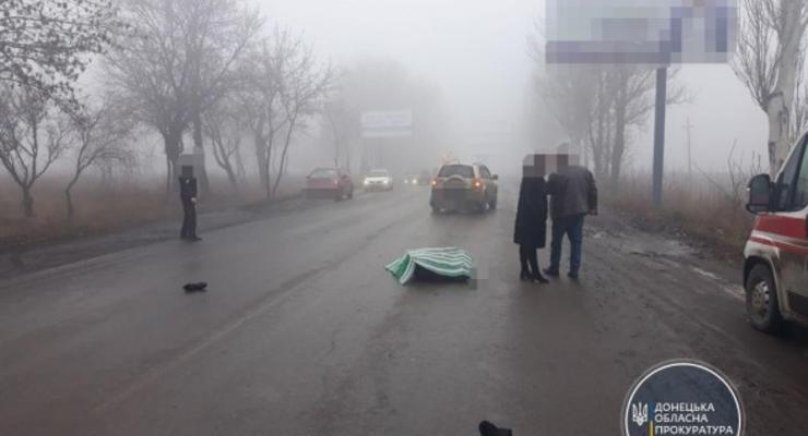 В Донецкой области иномарка насмерть сбила ребенка: что известно