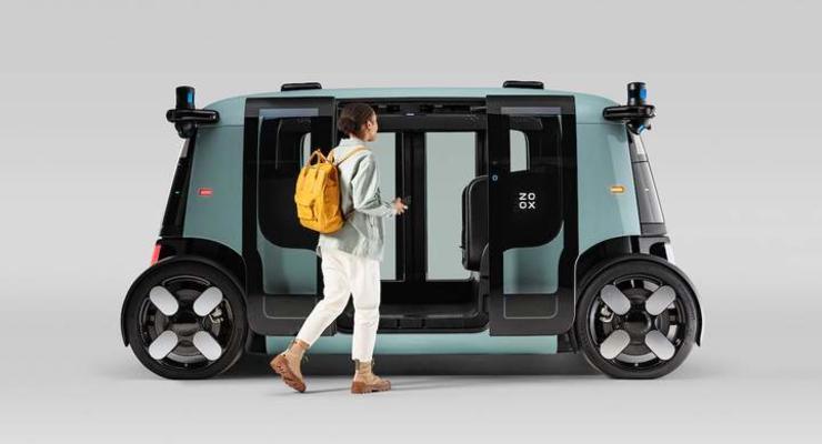 Будущее наступило: в Сан-Франциско заработали первые беспилотные такси