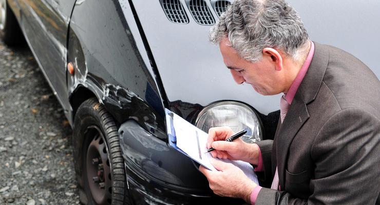 Какие бывают штрафы за отсутствие страховки на авто в Украине