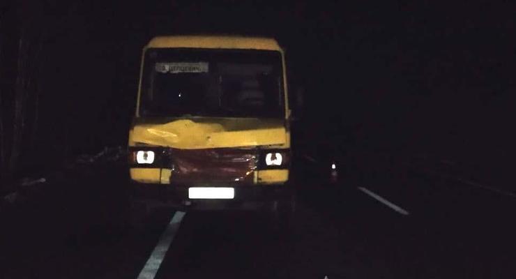 Маршрутка задавила двух пешеходов в Ровенской области: подробности ЧП